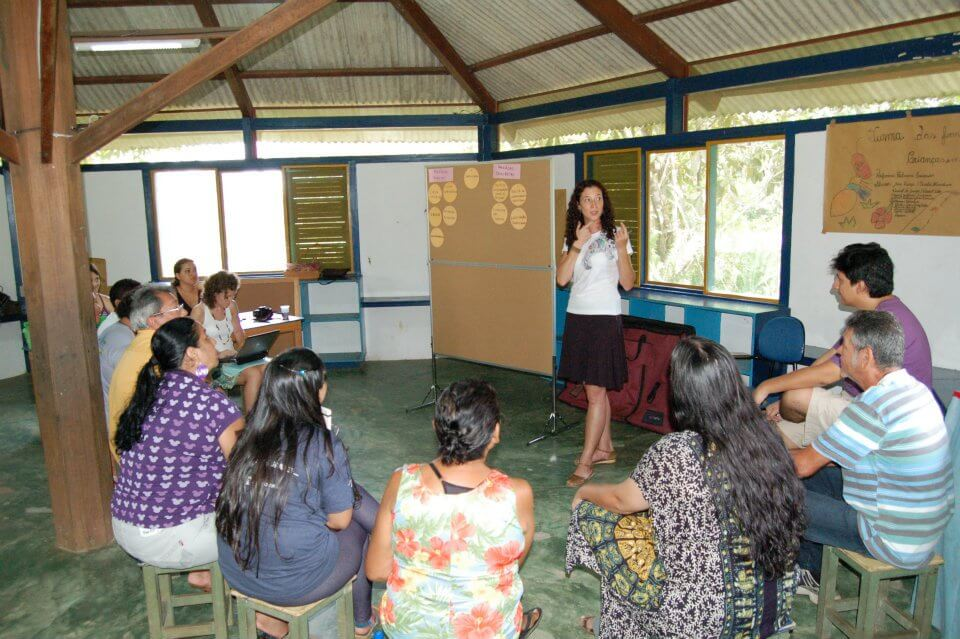 Participatory Workshop on Amazonian manatee conservation