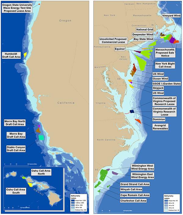 Renewable Energy Development and Marine Mammals - Marine