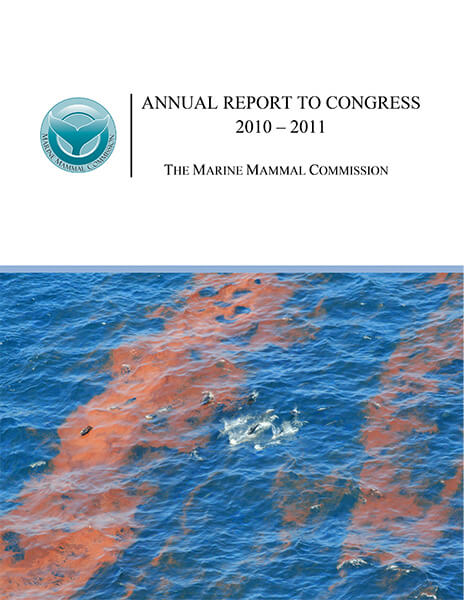 Cover of MMC's 2010–2011 Annual Report