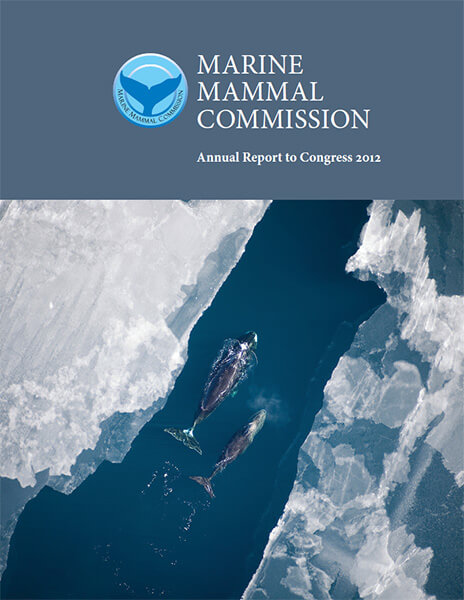 Cover of MMC's 2012 Annual Report