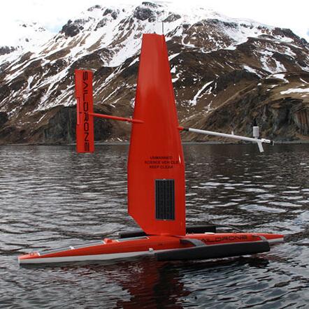 Saildrone (NOAA Fisheries)